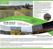 Vacant land property for sale in pasadena